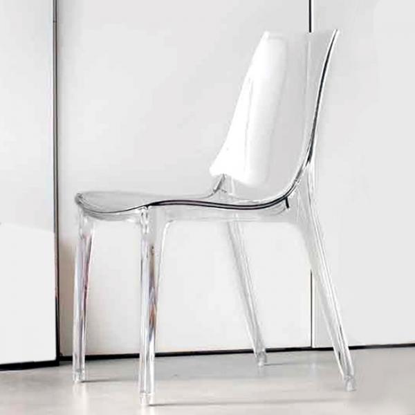 Scaun vanity scaune transparente plastic policarbonat for Sedie moderne trasparenti